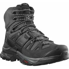 Salomon Quest 4 GTX Mens Black Waterproof Trail Running Hiking Boots Size 412926