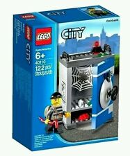 Lego City Coin Bank Safe 40110