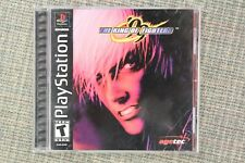 The King Of Fighters PlayStation 1 Complete Tested Video Game Beautiful