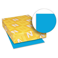 Neenah Paper Astrobrights Colored Paper 24lb 8-1/2 x 11 Celestial Blue 500