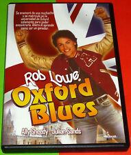 OXFORD BLUES English Español DVD R2
