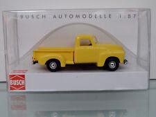 Busch 48283 - H0 1:87 - Chevrolet Pick-Up, Amarillo - Nuevo en Emb. Orig.