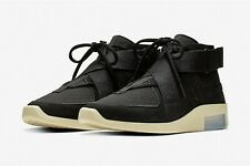 IN HAND Nike Air Fear of God Raid 4-13 Black Fossil AT8087-002