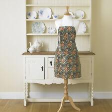 William Morris Compton Floral Pvc / Oilcloth Floral Apron