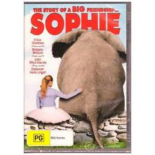 DVD SOPHIE & SHEBA THE STORY OF A BIG FRIENDSHIP Bristow FAMILY ELEPHANT R4 [BNS
