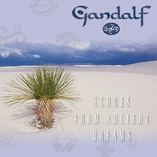 GANDALF Echoes From Ancient Dreams CD NEU /New Age/Pop Instrumental/Guitar Music