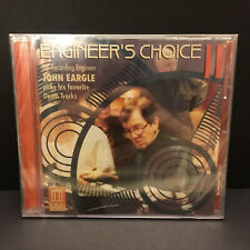 Various Artists - Engineer's Choice 2 John Eargle Various NEW and SEALED
