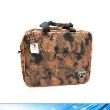 Cartella Borsa Porta PC Notebook documenti Ufficio Lavoro arancione Romeo Gigli