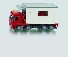 SIKU 1 50 LKW MB ACTROS Mp3 Garagentransporter 3544