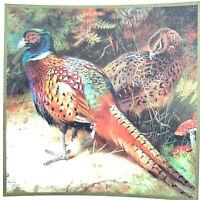 Orenco Original Cross Stitch Common Pheasant Naturalist Archiald Thorbum 2007