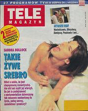 TELE MAGAZYN 95/35 (26/8/95)SANDRA BULLOCK TRACI LORDS BANDERAS CULKIN HURLEY(3)