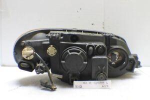 2002-2004 KIA Spectra Left Driver OEM Head Light 24 5H3
