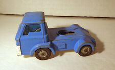 Vintage Husky Models England Die Cast Ford D Series Semi Truck Cab!
