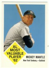 "1998 Fleer Tradition ""Vintage"" great card of ""Mickey Mantle"" # 67"