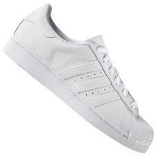 Adidas Originals Superstar Sst Mujer Hombre Cuero Zapatilla Deportiva