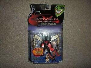 "New Batman Beyond Return of The Joker Gotham Knight Batman 5"" Action Figure 2000"
