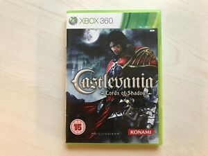 Castlevania: Lords of Shadow Xbox 360 Game UK PAL USED
