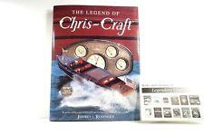 The Legend of Chris-Craft, J, Rodengen 1998 3rd Edition, DJ HC FN