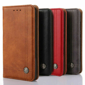Luxury Leather Case&Cover for HUAWEI Honor 10 9 lite 7X 8X Viwe 20 30 Play 4 Pro