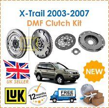 For Nissan X-Trail T30 2003-2007 LUK Dual Mass Flywheel + Clutch Kit New
