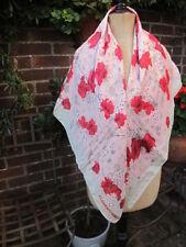 Écharpes et châles rose pour femme, en 100% soie