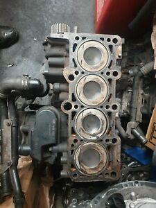Engine block for Audi A4 8E B7 2.0 TFSI petrol BUL