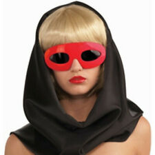 Lady Gaga Red Glasses