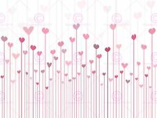 PAINTING ABSTRACT LOVE HEART PLANT DESIGN ART PRINT POSTER MP3026A