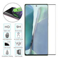 For Samsung Galaxy Note 20 Ultra Tempered Glass Protective Film Screen Coverage