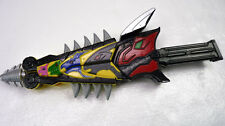 Power Rangers Dino Spike Battle Sword Light + Sound Super Charge Weapon WORKS