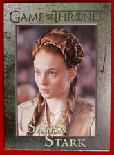 GAME OF THRONES - SANSA STARK - Season 3, Card #31 - Rittenhouse 2014