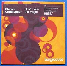 Shawn Christopher Don't Lose The Magic UK CD 7 Mixes David Morales Cube Guys