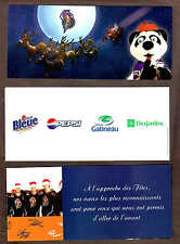 2000s ? Gatineau Olympiques Santa Greeting Card and Team Photo...