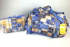 Jansport Duffle Patchwork Unique Rare Sample TKA8