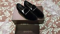 GUCCI MENS VELVET SLIPPERS LOAFER DRESS SHOE -GUCCI SIZE 7.5 - 9  RARE SOLD OUT