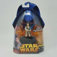 "Star Wars ZETT JUKASSA Revenge of the Sith 3.75"" Action Figure New on Card"