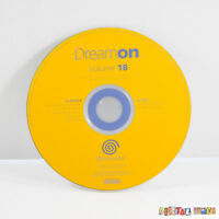 Dream On Volume 16 - Disc Only - VERY GOOD - Sega Dreamcast Game PAL