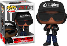 Funko Pop! ~ Eazy-E Pop! Rocks Pop Vinyl Figure #171 ~ NEW IN BOX