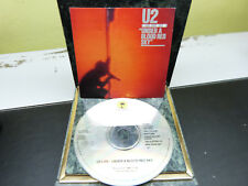 U2 LIVE: UNDER A BLOOD RED SKY  - CD ONLY, GOOD CONDITION