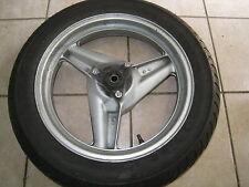 CBR 600 pc19 Roue Arrière Jante 3,50 X 17 pneu Metzeler 140/80 B Tire Wheel Rim