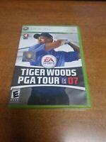 Tiger Woods PGA Tour 07 (Microsoft Xbox 360, 2006)