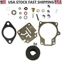 For Johnson Evinrude Carburetor Carb Kit 18 20 25 28 30 35 HP & Sail 396701 OMC