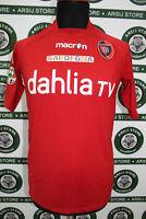 Maglia calcio CONTI CAGLIARI TG M shirt trikot camiseta maillot jersey