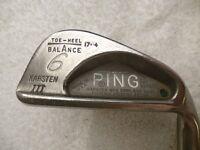 Ping Karsten III Green Dot 6 Iron MRH Ping Stiff Steel (AAP092)