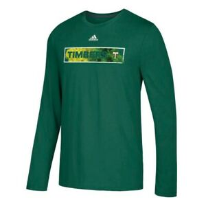 "Portland Timbers MLS Adidas Men's Green ""Scoreboard Smoke"" Climalite T-Shirt"