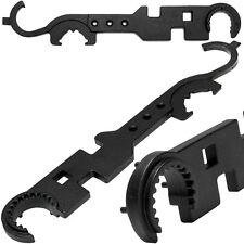Heavy Duty Steel TARW AR15/AR-15/M4/M16 Armorer's Barrel Wrench Combo Multi Tool