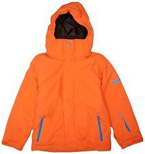 Quiksilver Next Mission Boys Jacket (12) Orange