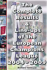 The Complete Resultados Y Line-Ups De UEFA Europeo Campeones Liga 2004-2009