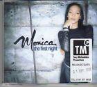 (CK607) Monica, The First Night - 1998 CD
