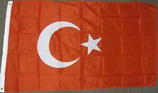 NEW 3X5 TURKEY FLAG 3'X5' 3FT X 5FT FLAGS TURKISH F726